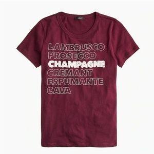J.Crew Champagne T-Shirt
